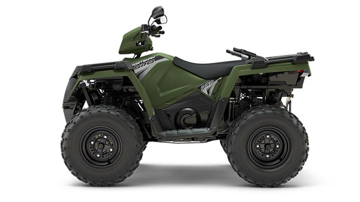 SPORTSMAN 570 - TRACTION INTÉGRALE (AWD)